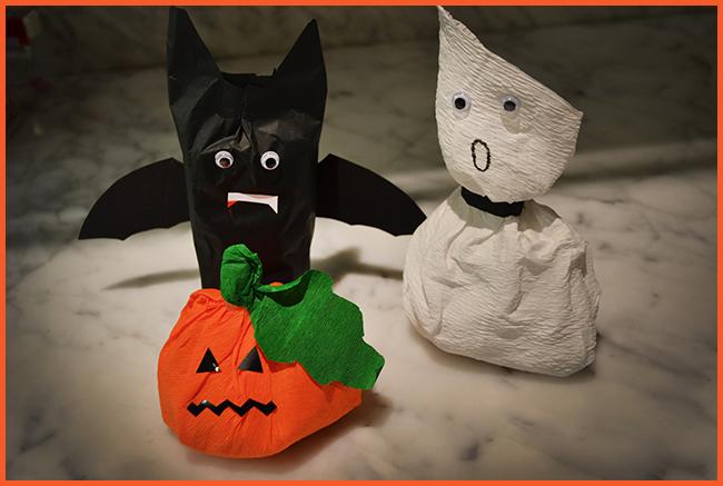Tweedot blog magazine - come confezionare caramelle per halloween