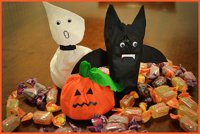 Tweedot blog magazine - halloween fai da te con i bambini