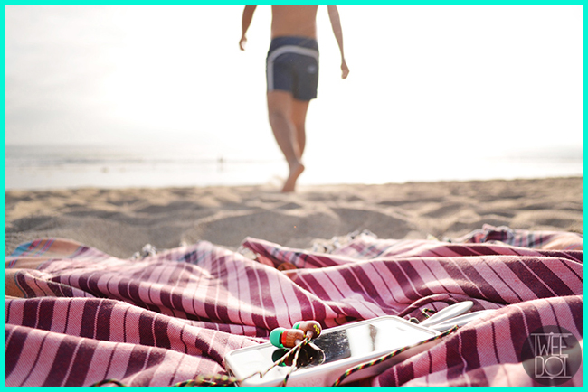 Tweedot blog magazine - House of Marley Jammin Collection cuffie auricolari nelle spiagge californiane
