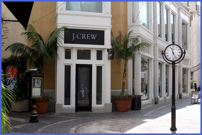 Tweedot blog magazine - J.Crew Los Angeles negozio e shop online