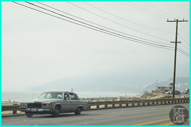 Tweedot blog magazine - Los Angeles Malibu on the road