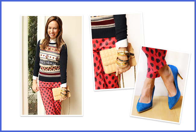 Tweedot blog magazine - Sydne Summer fashion blogger americana - lezioni di stile da JCrew a Los Angeles