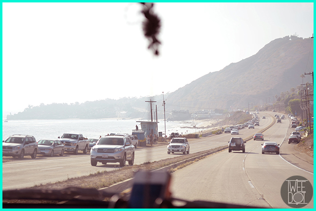 Tweedot blog magazine - strada per Malibu