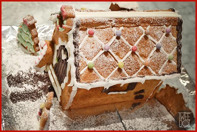 Tweedot blog magazine - Atmosfera natalizia con la casetta pan di zenzero cannella e noce moscata