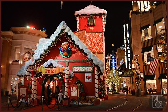 Tweedot blog magazine - Villaggio di Babbo Natale a Los Angeles Farmers Market The Grove
