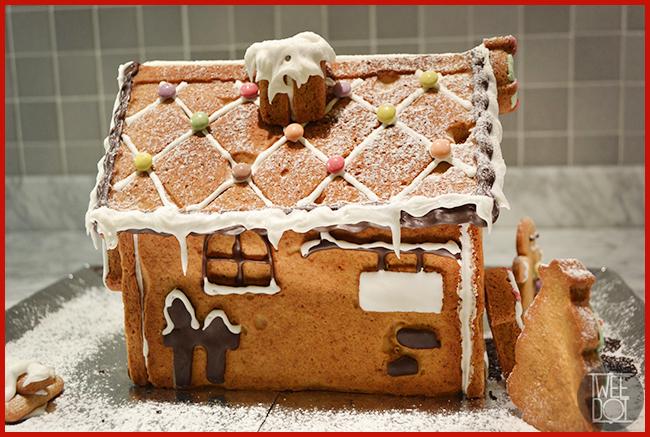 Tweedot blog magazine - come si fa la Gingerbread House di Natale