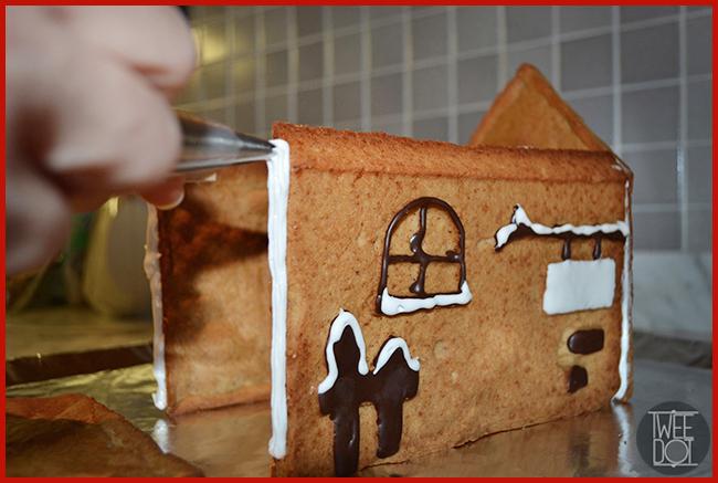 Tweedot blog magazine - creare con i bambini la casetta dolce di Hansel e Gretel