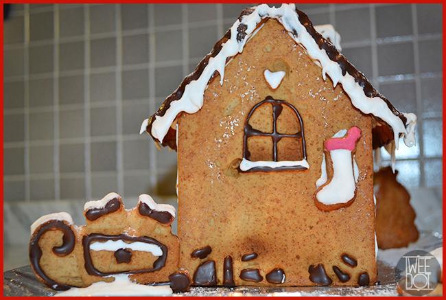 Tweedot blog magazine - dolci casette festose di Natale