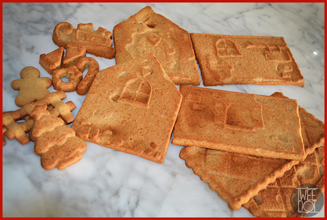 Casetta pan di zenzero tweedot blog - Stampi per decorare pareti ...