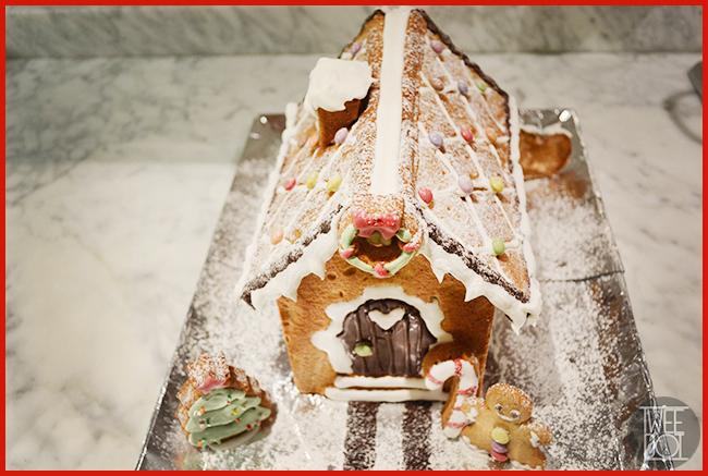 Tweedot blog magazine - lavoretti divertenti da fare in cucina con i bambini - la casetta da decorare di Hansel e Gretel