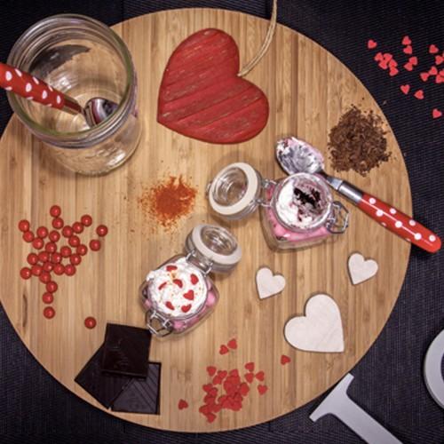 Tweedot - Cake in a Jar - San Valentino