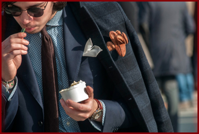 Tweedot blog magazine - Man's fashion at Pitti Uomo 85 January 2014