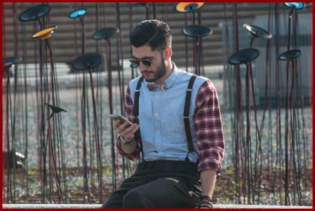 Tweedot blog magazine - Man's trend Fall Winter 2015 from Pitti Uomo Firenze January 2014