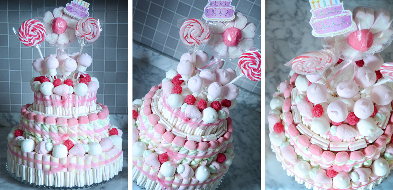 Tweedot blog magazine - torte di caramelle gommose