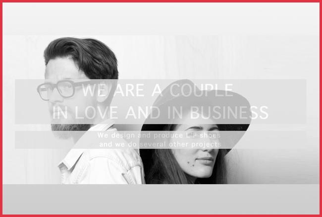 Tweedot blog magazine - L'F shoes - Licia Florio and Francio Ferrari