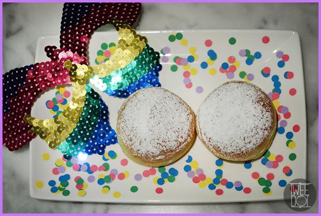 Tweedot blog magazine - krapfen ricetta al forno con nutella marmellata o crema