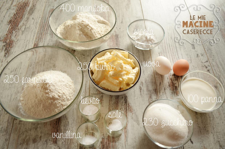 Tweedot blog - Ricetta Macine Mulino Bianco