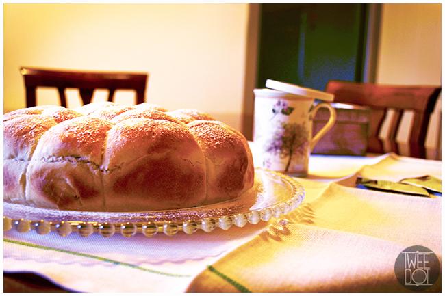 Tweedot blog magazine - Danubio un dolce morbido e sano per colazione e merenda