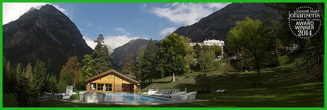 Tweedot blog magazine - Bagni di Bormio SPA Resort