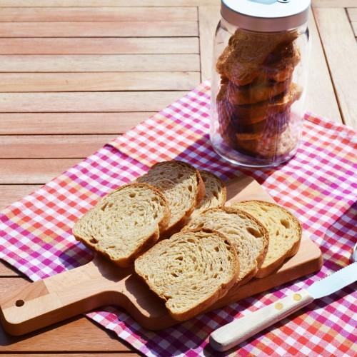 Tweedot blog magazine - Fette Biscottate con Pasta Madre