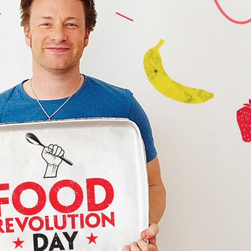 Tweedot blog magazine - Food Revolution Day di Jamie Oliver