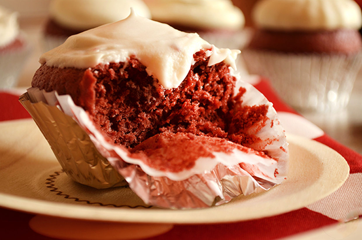Tweedot blog magazine - Red Velvet Cupcake fatti in casa