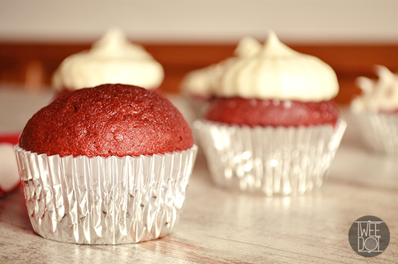 Tweedot blog magazine - Ricetta per muffin o cupcake americani