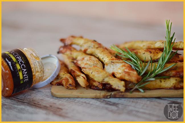 Salsa Dolce Piccante Vis - Ricetta per un aperitivo veloce - Tweedot blog magazine