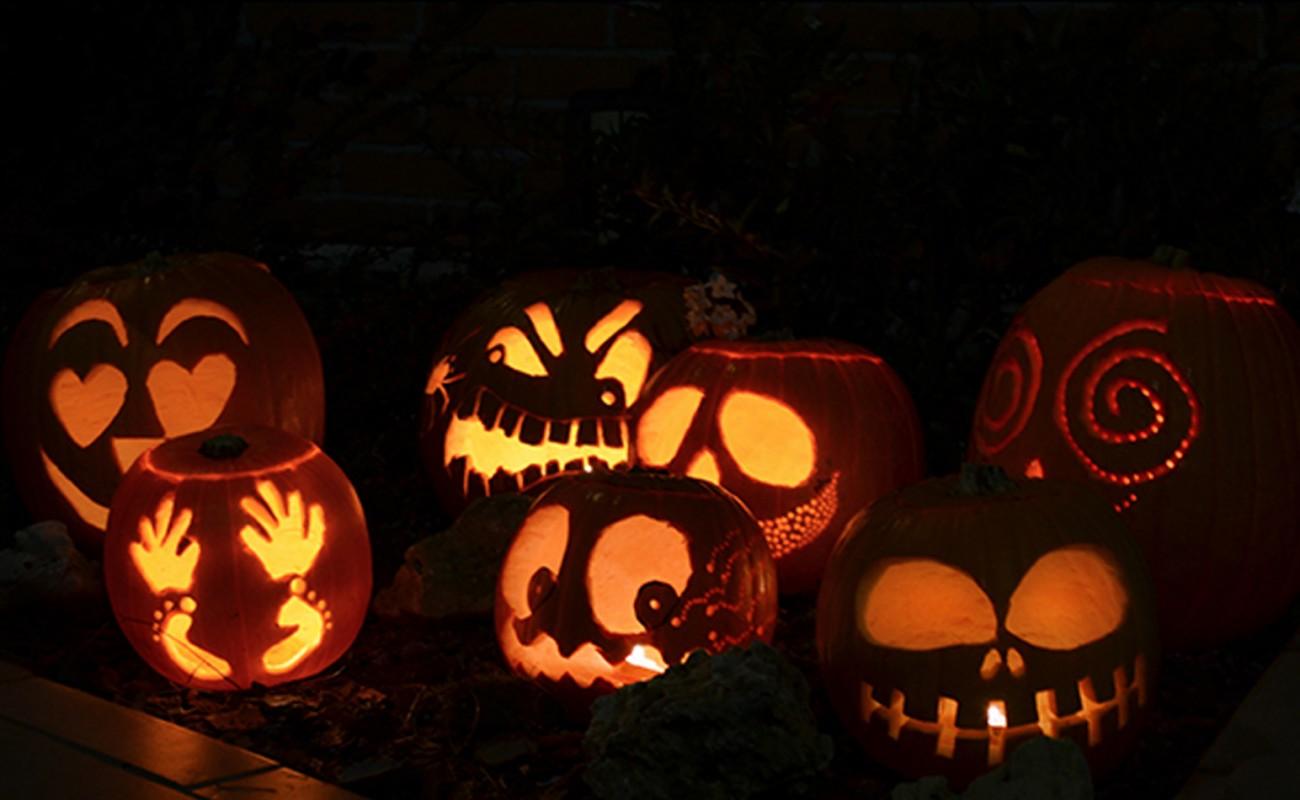 Zucca di Halloween  prepara le Zucche Intagliate - Tweedot 9fd52ea4f02b