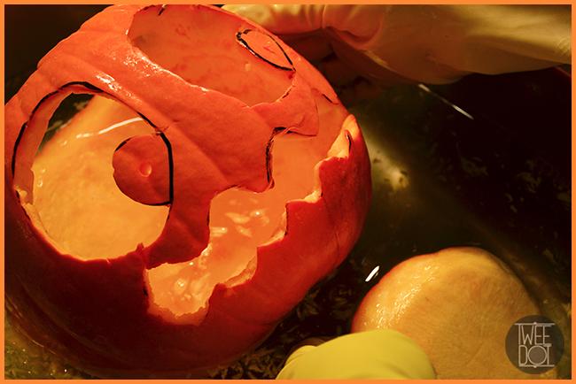 Tweedot blog magazine - come preparare le zucche di Halloween per evitare che si rovinino