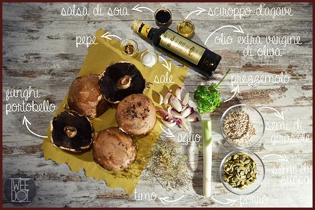 Tweedot blog magazine - ingredienti di alta qualità made in italy per una ricetta vegan autunnale