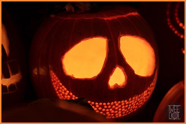 Tweedot blog magazine - nuove idee dagli Stati Uniti per le zucche di Halloween