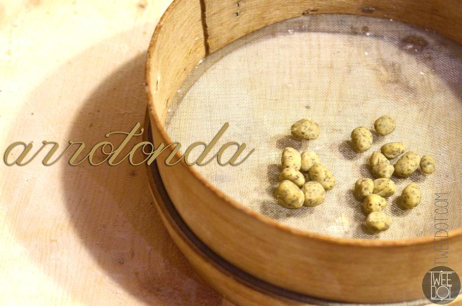 Tweedot blog magazine - i segreti della pasta fatta in casa. Chicche di patate con canapa sativa