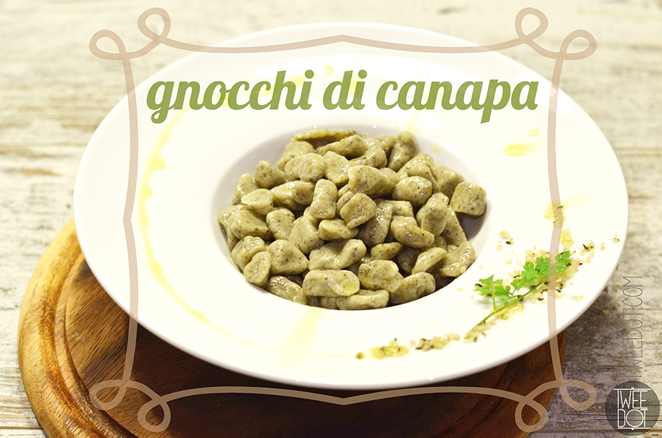 Tweedot blog magazine - super food - gnocchi di canapa