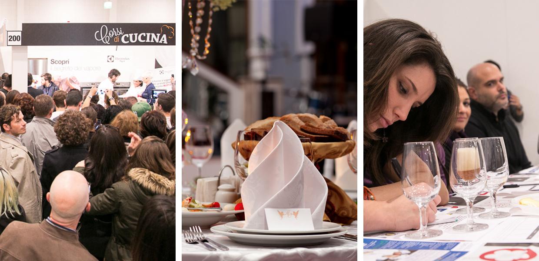 Tweedot blog - Corsi di Cucina a Vicenza Fiere Cosmofood