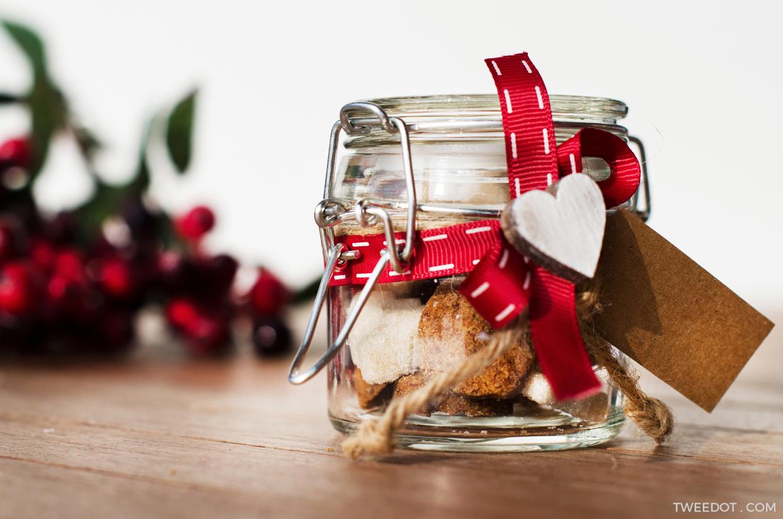 TWEEDOT - Idee Regalo Natale - Zollette di Zucchero Natalizie