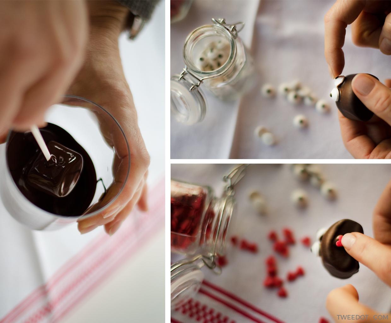 TWEEDOT - Regali di Natale Fai da Te - Marshmallow Pops