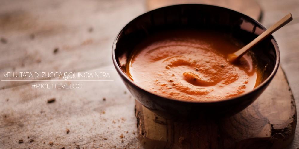 TWEEDOT - Vellutata di Zucca e Quinoa - Tweedot