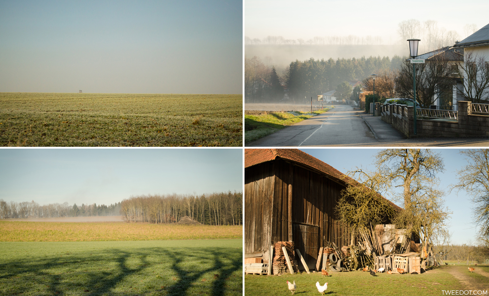 Tweedot - Viaggio in Austria. Linz e il suo hinterland nell'Alta Austria