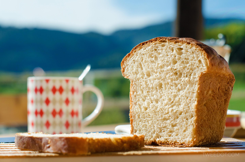 Ricetta Sana del Pane in Cassetta - Tweedot blog