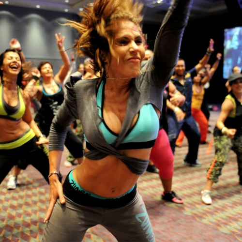 Tweedot blog - Zumba