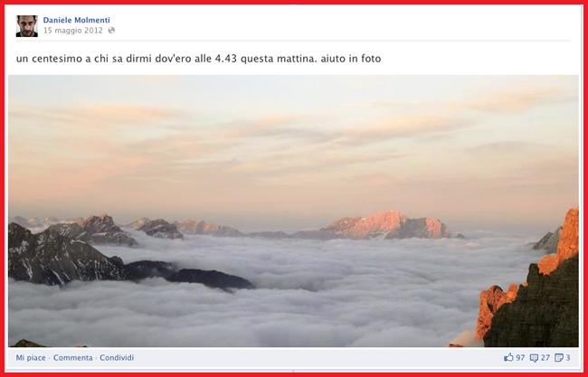 Tweedot blog Daniele Molmenti