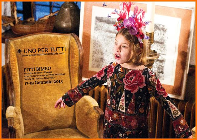 Tweedot blog Uno Per Tutti Pitti Bimbo