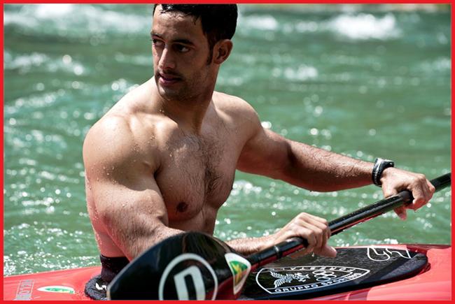 Tweedot blog magazine Molmenti kayak rosso