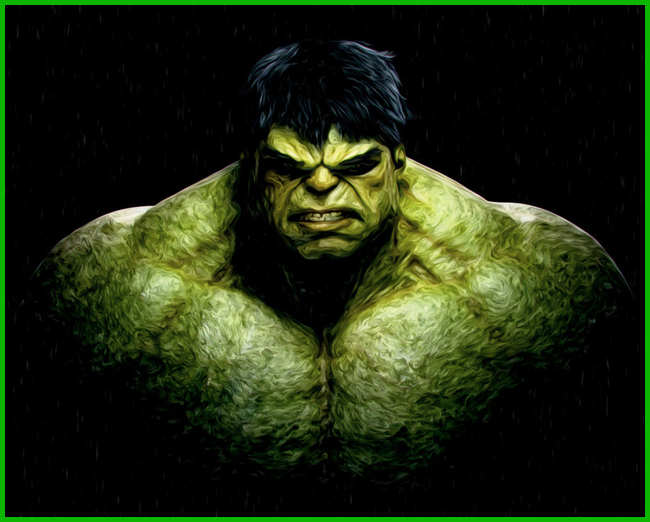 Tweedot blog magazine - hulk