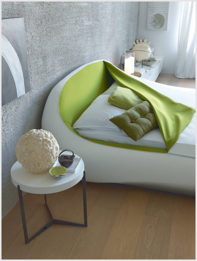 Tweedot blog magazine letto con zip