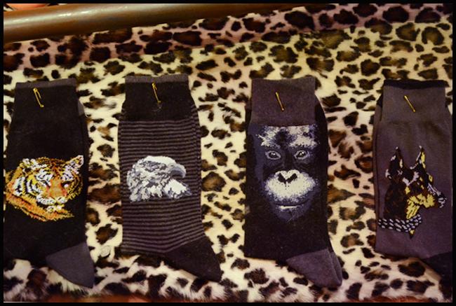 Tweedot blog magazine - Alto Milano calze donna animalier