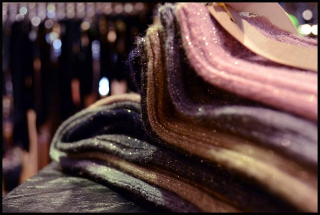 Tweedot blog magazine - Alto Milano calze donna lurex