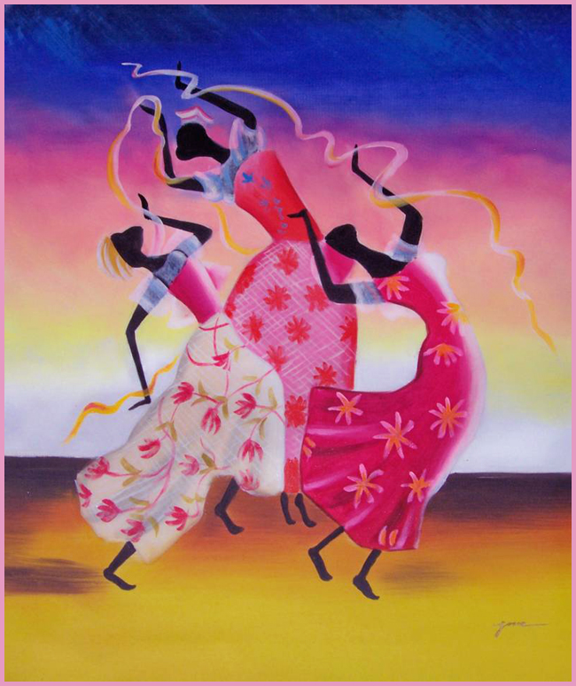 Tweedot blog magazine - african dance