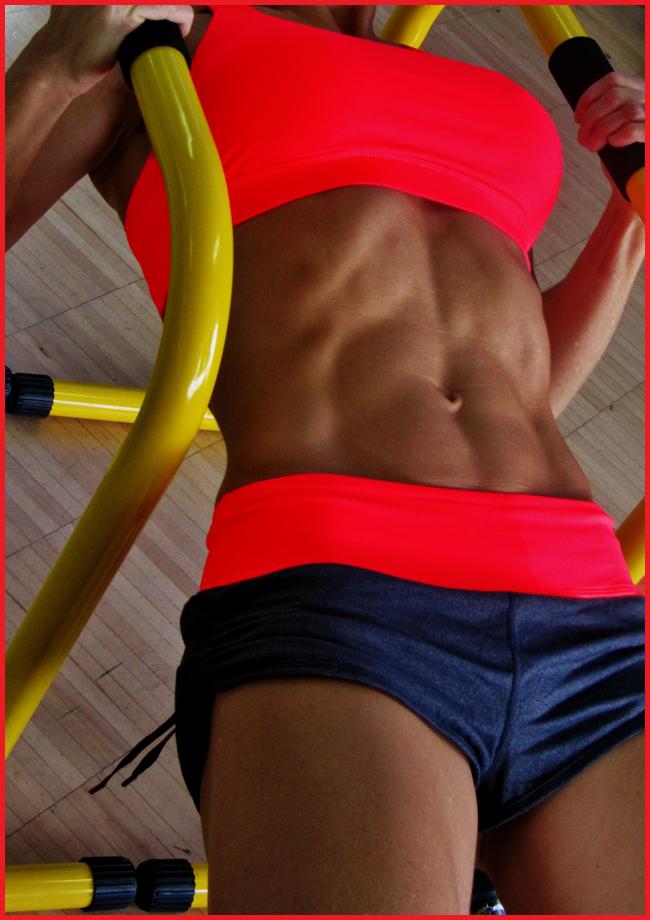Tweedot blog magazine - coregasm orgasmo da fitness addominali